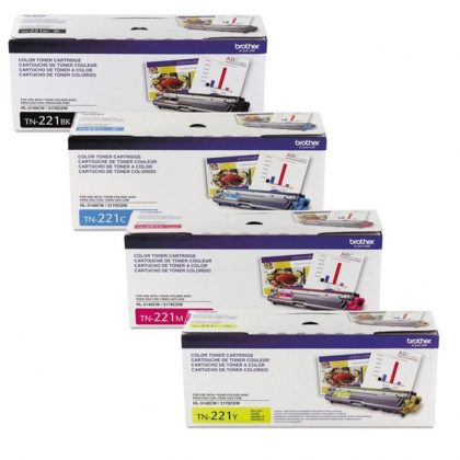 TONER  BROTHER PACK TN-221