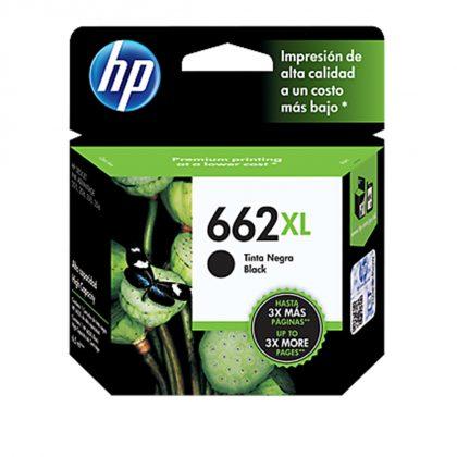 TINTA HP 662XL BK