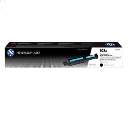HP Toner 103a NeverStop W1103A